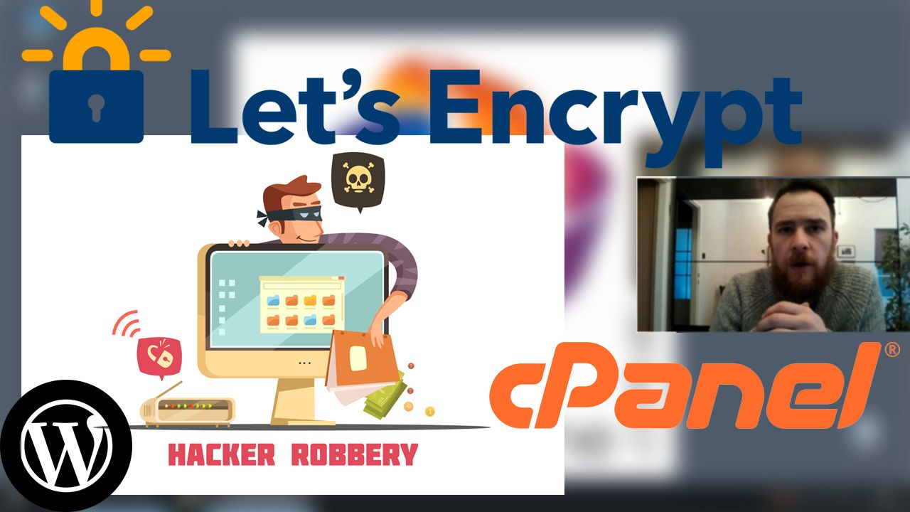 Miniatura del vídeo tutorial sobre crear un certificado SSL con Let´s Encrypt en cPanel
