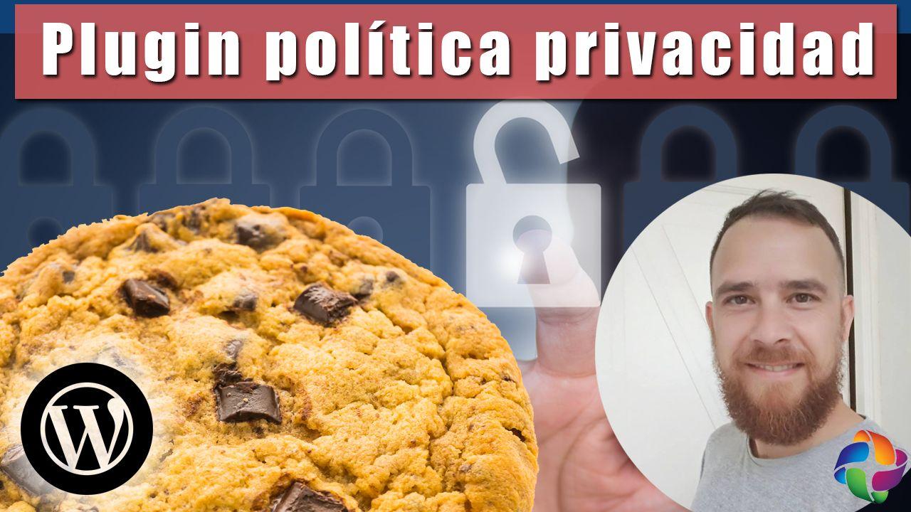 Miniatura del vídeo tutorial sobre el plugin de política de privacidad y de cookies