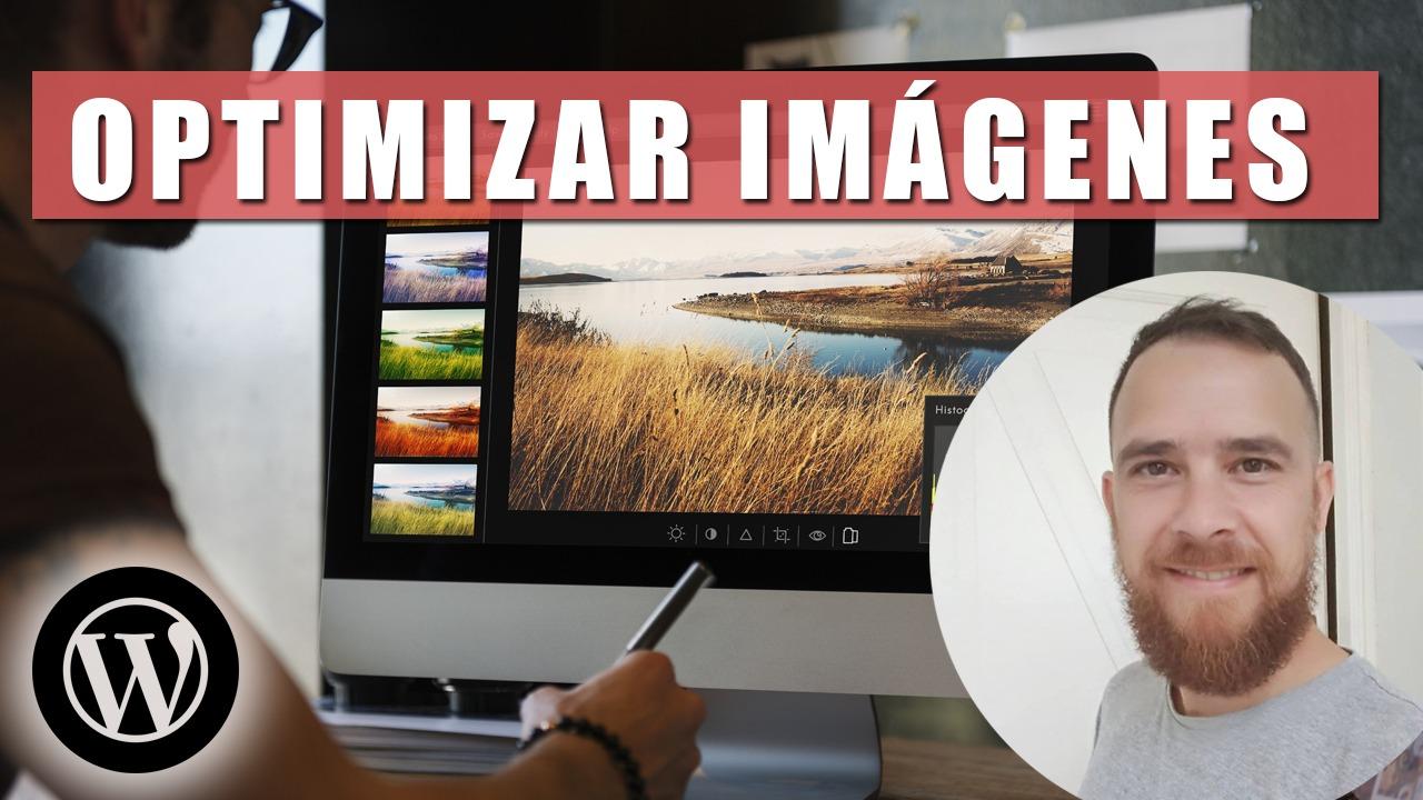 Miniatura del vídeo tutorial para optimizar imágenes