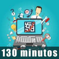 Especialista web 130 min.