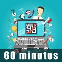 Especialista web 60 min.